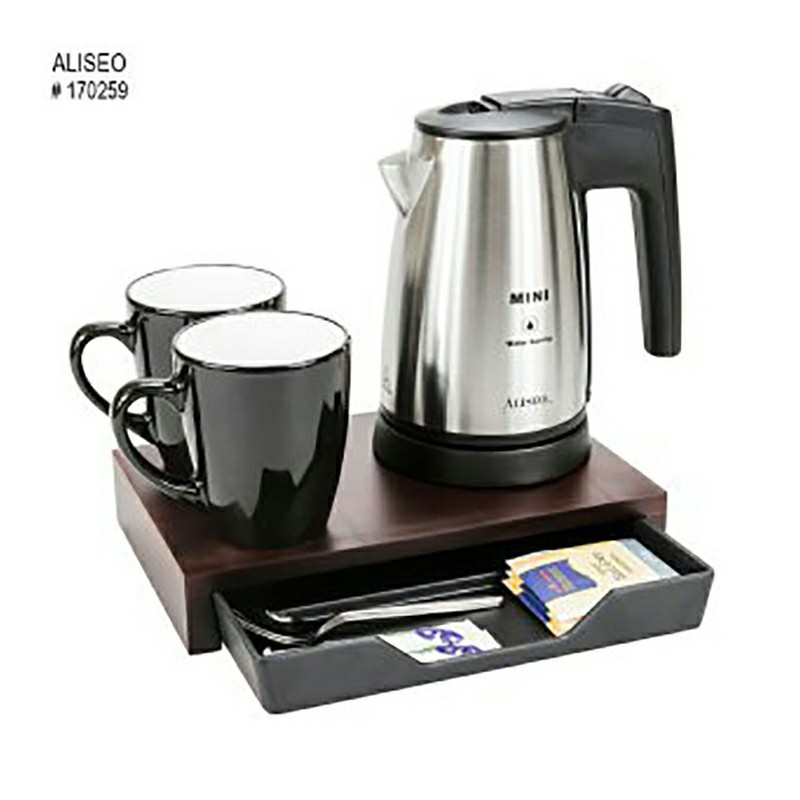 Aliseo Kettle-Trays